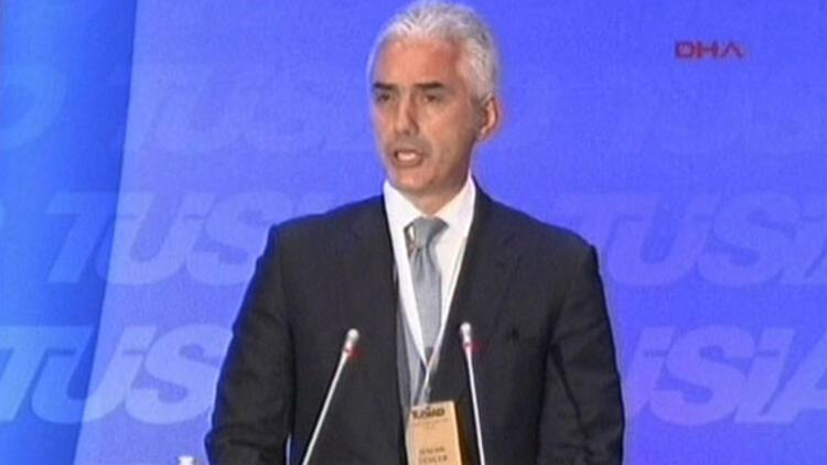 TÜSİAD başkanlığına veda eden Dinçer'den kritik mesajlar