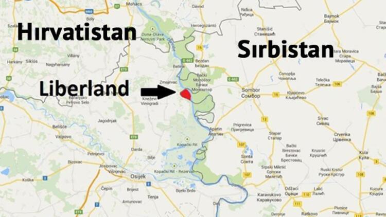 Çek Cumhuriyeti vatandaşı Liberland devletini kurdu