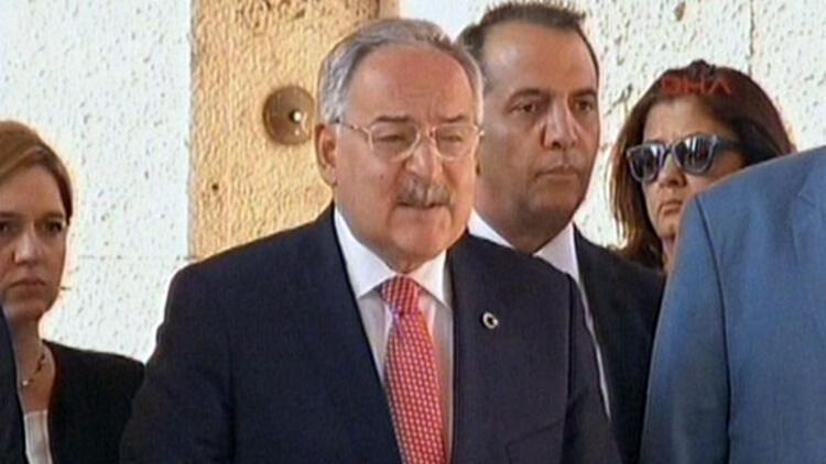Koalisyon toplantısı sonrası Haluk Koç'tan açıklama