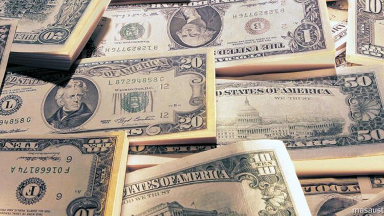Dolar bugün de rekor kırdı, 2.22 TL'yi de geçti