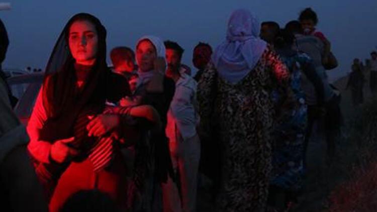 IŞİD 500 Ezidi kadını cariye olarak esir aldı