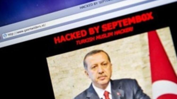 Türk hackerlar harekete geçti