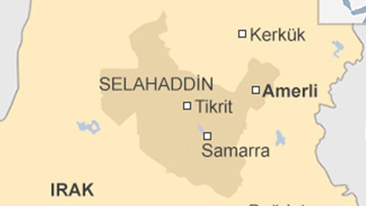 BM: Şii Türkmenler Amerli'de katliam riskiyle karşı karşıya