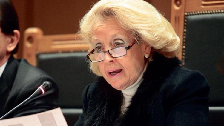 Yunanistan'da geçici hükümetin başına Yüksek Mahkemesi Başkanı Thanu getirildi