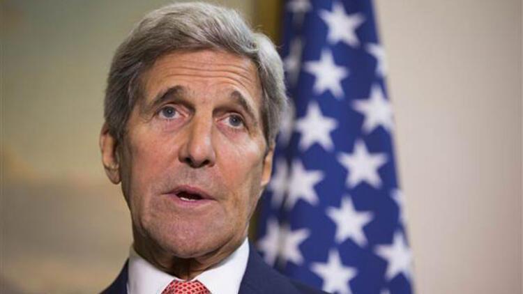 Kerry: Esad gitmeli ama...