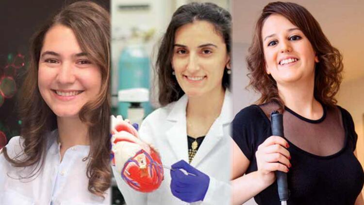 2015'in yenilikçileri arasında 3 Türk kadını