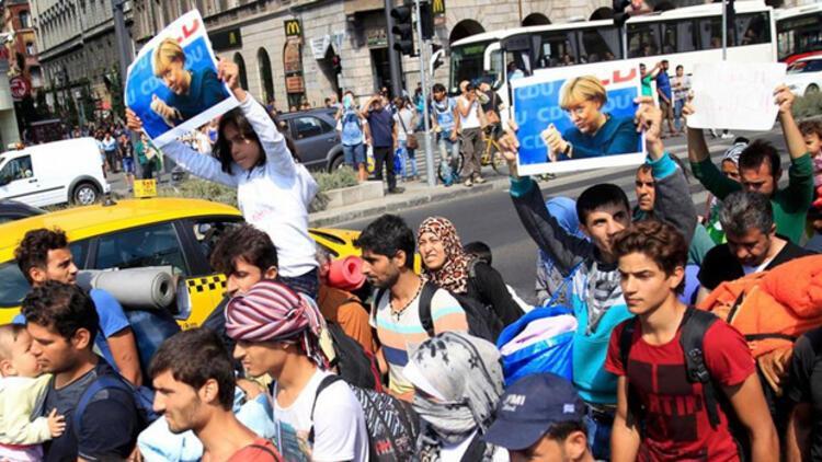 Berlin'de sığınmacı tartışması alevleniyor