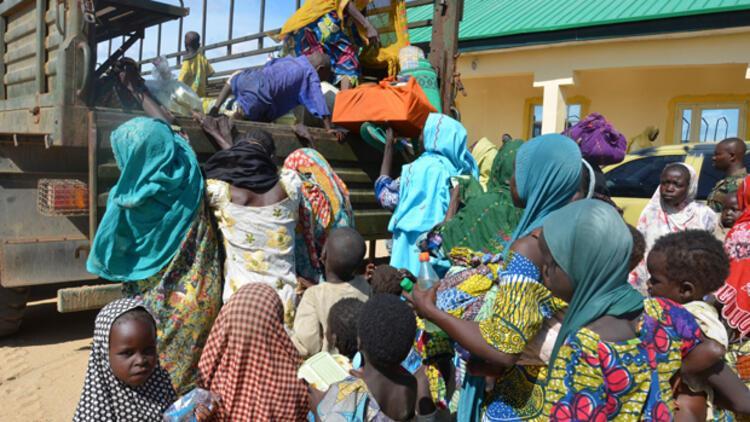 1.4 milyon çocuk Boko Haram'dan kaçıyor