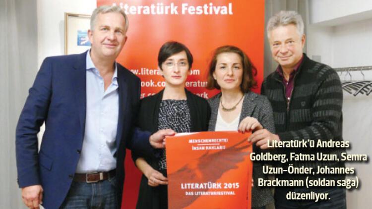 Edebiyatçılar 11'inci kez Essen'de
