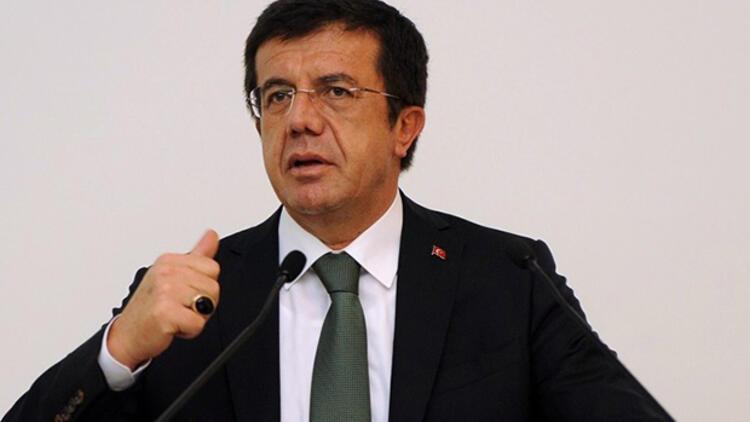 Ekonomi Bakanı Nihat Zeybekci'den Hürriyet'e saldırıya tepki