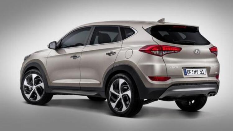 Hyundai Tuscon satışa sunuluyor