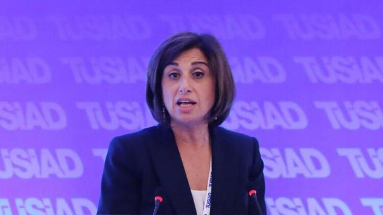 TÜSİAD Başkanı Başaran-Symes: Boydak'ın eksikliğini hissediyoruz