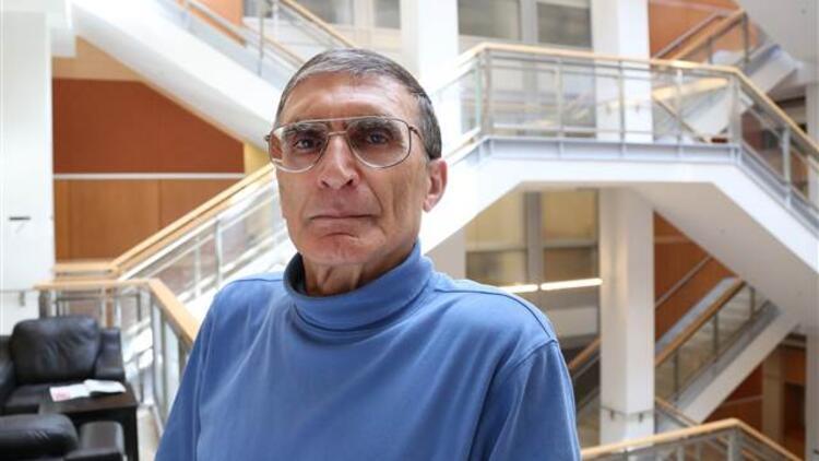 Nobel Kimya Ödülünü kazanan Aziz Sancardan ilk açıklama