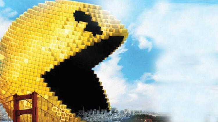 Pac-Man istilaya geldi