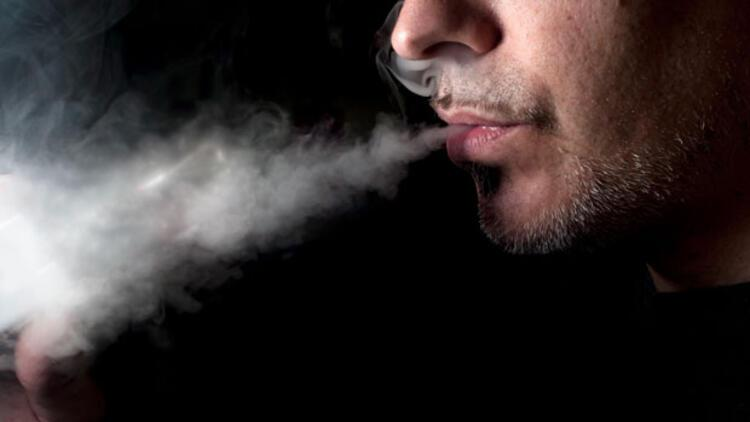 E-sigara da normal sigara kadar zararlı