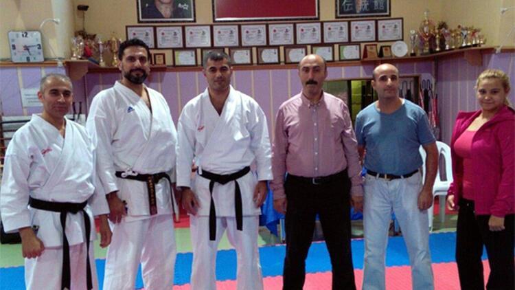 Karateye İKALTA dopingi
