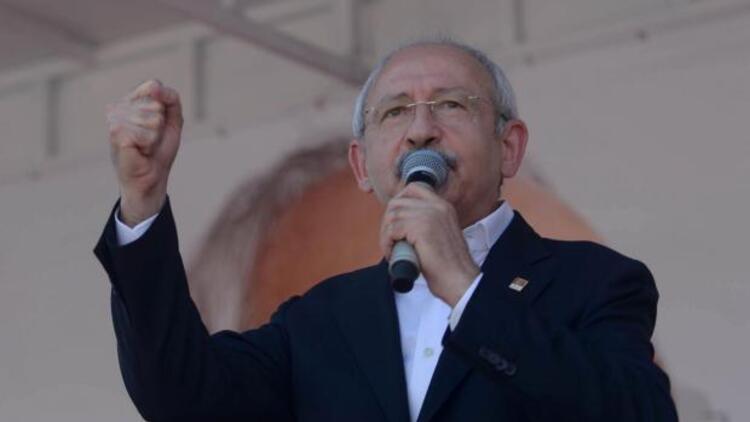 Kemal Kılıçdaroğlu: 'Görevi hemen iade edin'