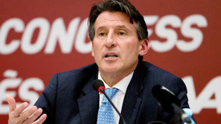 IAAF'in yeni başkanı Sebastian Coe