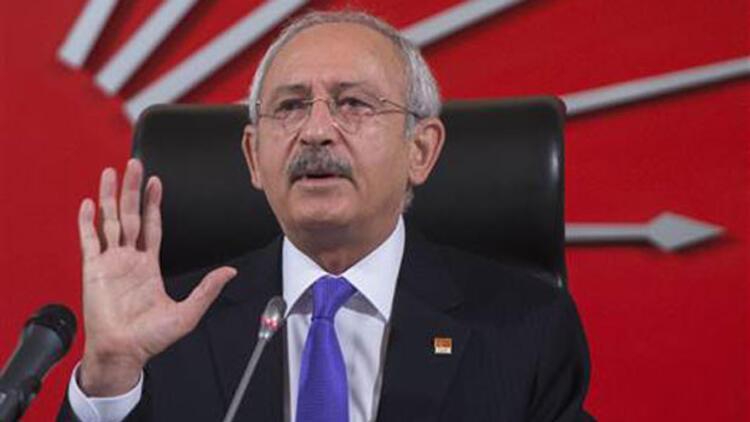 CHP lideri Kılıçdaroğlu: Akan kanın, kaosun, terörün sorumlusu odur
