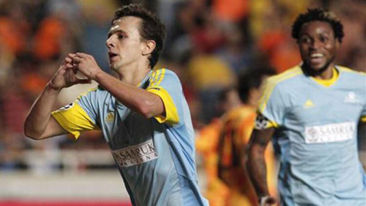 Şampiyonlar Ligi'nde Astana sürprizi!
