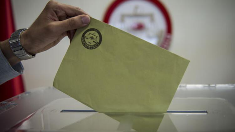 1 Kasım seçimlerine katılacak partiler yayımlandı
