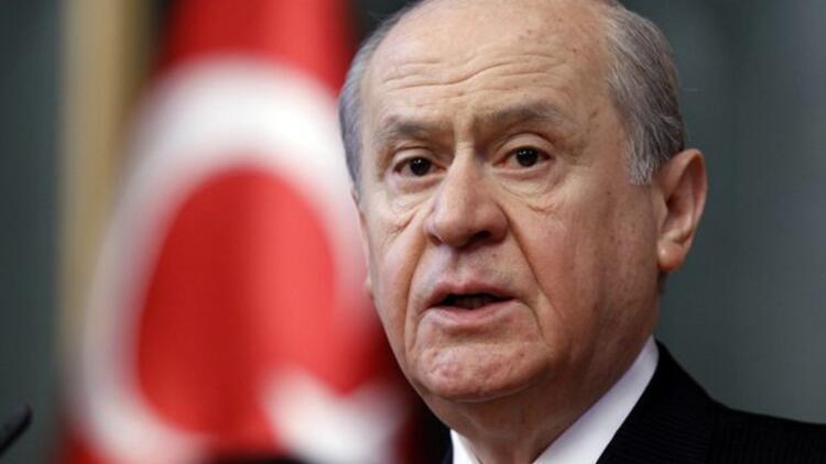 Devlet Bahçeli Twitter'dan açıklama yaptı: Bak Sayın Davutoğlu...