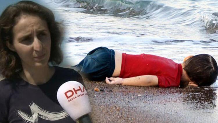 Dünyayı sarsan fotoğrafı çeken DHA muhabiri Nilüfer Demir: O an kanım dondu