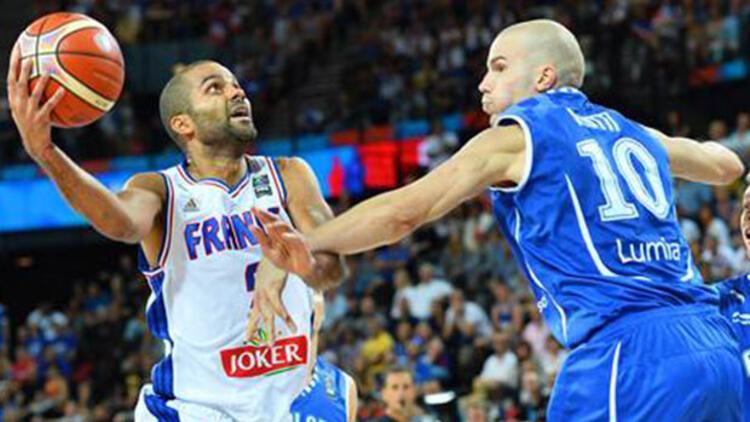 Euro Basket'te 2. gün raporu