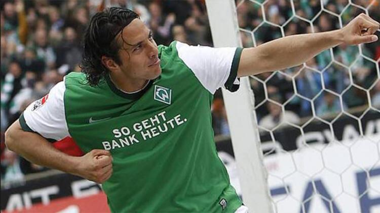 Claudio Pizarro, 3. defa Werder Bremen'de