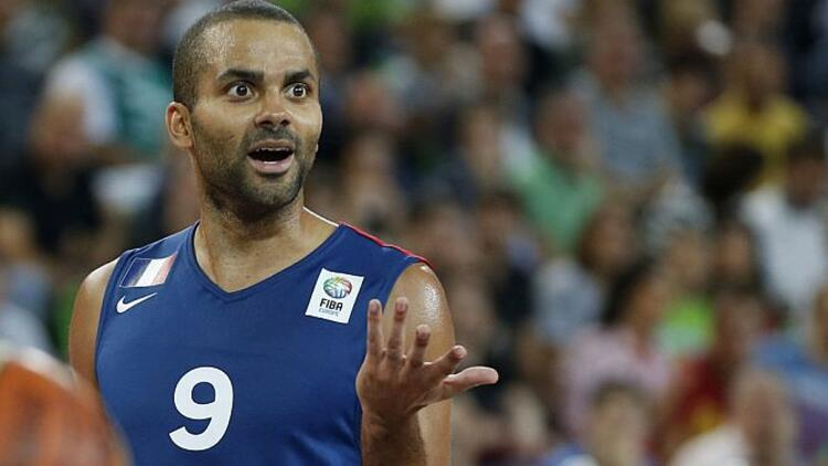 Tony Parker Eurobasket'in en skoreri olmaya 1 sayı uzaklıkta
