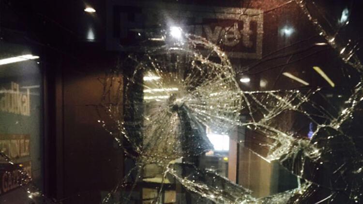 Hürriyet Gazetesi'ne ikinci saldırı