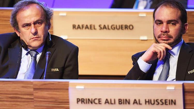 Prens Ali FIFA başkanlığına yeniden aday oldu