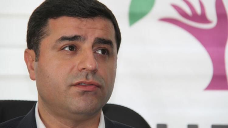 Demirtaş'tan hakkındaki soruşturmaya tepki: Hukuki değil siyasi