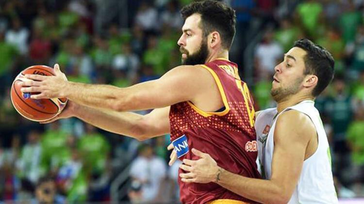 Slovenya 62 - 51 Makedonya