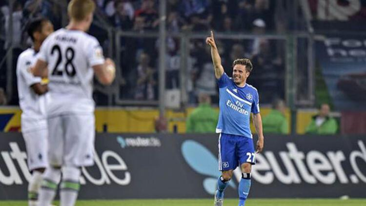 Mönchengladbach 0 - 3 Hamburg