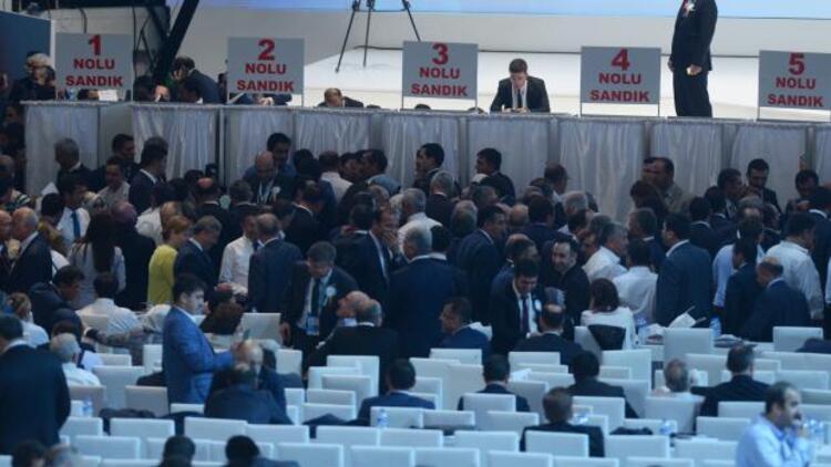 İşte AK Partinin 50 kişilik MKYK listesi