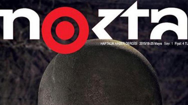 Nokta Dergisi'nin yeni sayısı toplatıldı