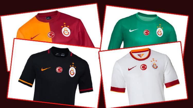 Galatasaray forma satışında rekor kırdı