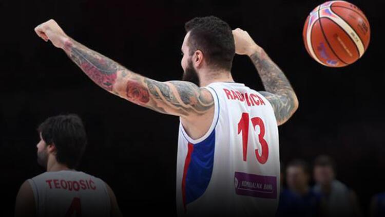 Sırbistan 89 - 75 Çek Cumhuriyeti