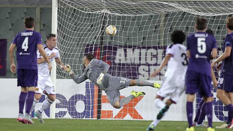 Bir şok da Fiorentina'ya!