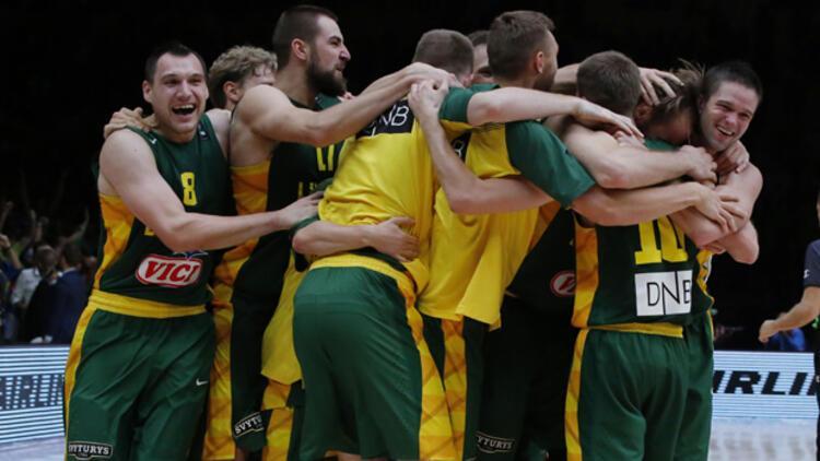 İspanya'nın rakibi Litvanya