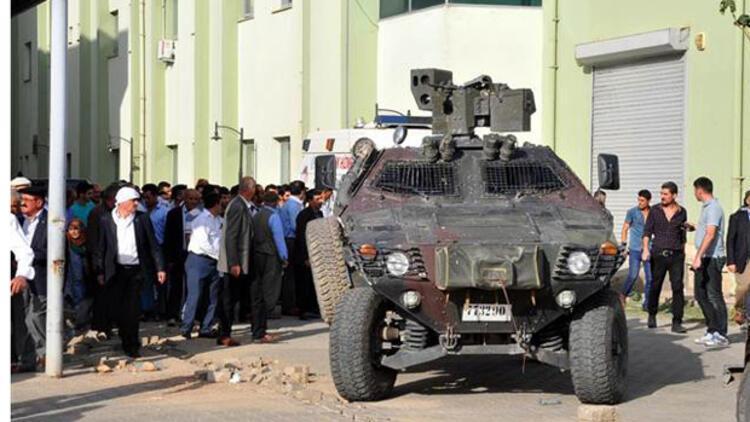 Silopi'de PKK'lı teröristler koruculara saldırdı: 1 korucu şehit, 1 yaralı
