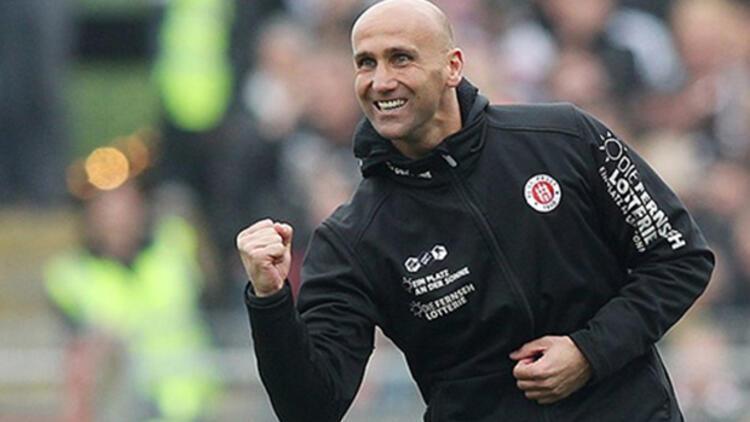 Mönchengladbach'ın yeni teknik direktörü Schubert oldu