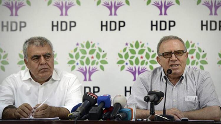 HDP'li bakanlar Müslüm Doğan ve Ali Haydar Konca istifa etti... İşte gerekçesi...