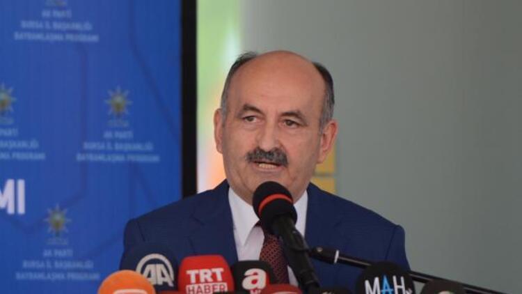 Sağlık Bakanı Müezzinoğlu: PKKlılar ambulans şoförümüzü şehit etti
