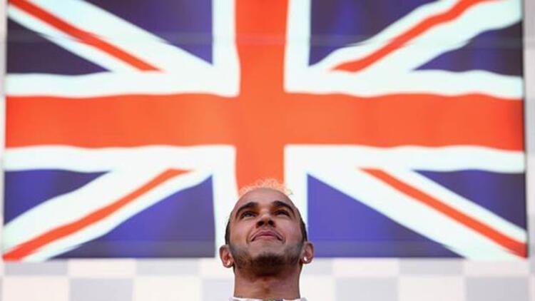 Japonya Grand Prix'sini Lewis Hamilton kazandı
