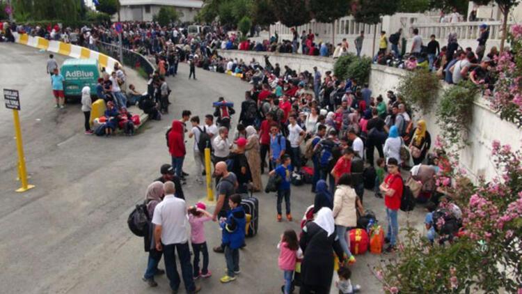 CHPden Suriyeli sığınmacılar konusuna ilişkin Meclis Araştırması teklifi