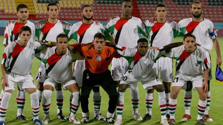 Filistin'den FIFA'ya büyük öfke!