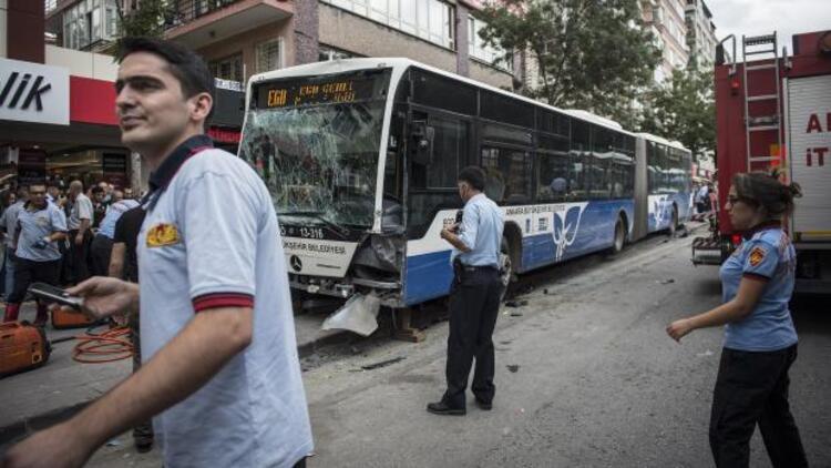 Ankara Dikimevinde büyük kaza: 12 ölü
