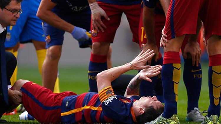 Barcelona'da bu sezon 10 oyuncu sakatlandı